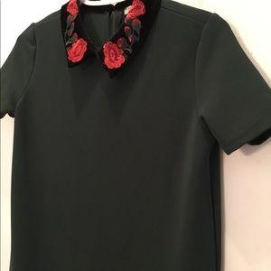 New Zara dress size small